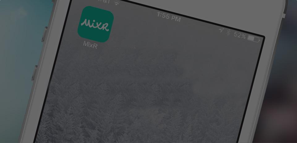 Web App Download Instructions | MixR