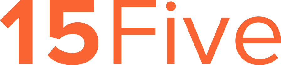 15Five logo - survey platform for measuring employee satisfaction
